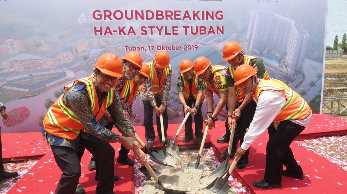 groundbreaking HA-KA Style Tuban