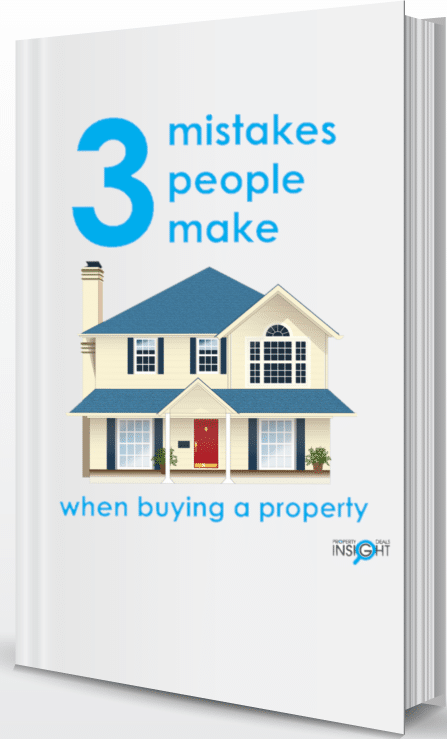 <b>Download free eBook</b>  The 3 mistakes people make when buying a property