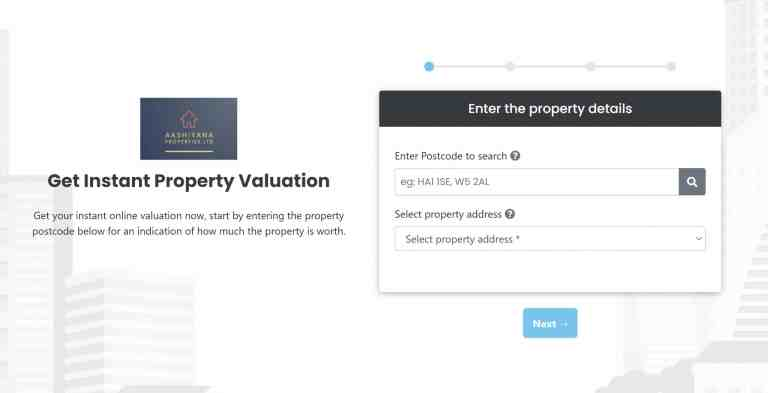Find out How Much is My Home Worth with the Property Deals Insight Widget
