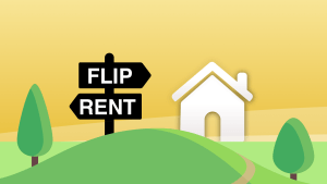 Property Flip Or Hold - for Property Investments