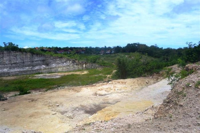Land for sale in Jimbaran 3,600 m2 in Jimbaran Bali