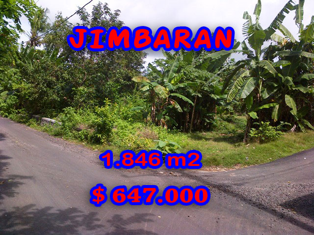 Stunning Property for sale in Bali, Jimbaran land for sale – TJJI037