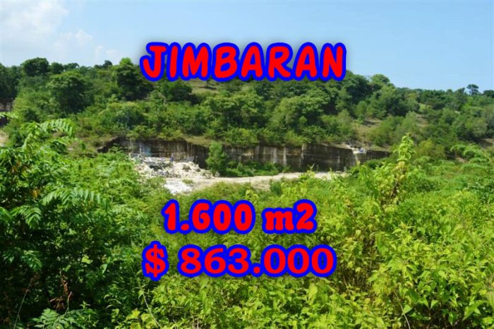 Exceptional Property in Bali, Land for sale in Jimbaran Bali – TJJI031