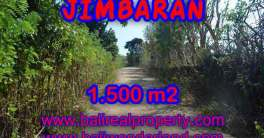 Astounding Property in Bali for sale, villa and residential environment land in Jimbaran Bali – TJJI075