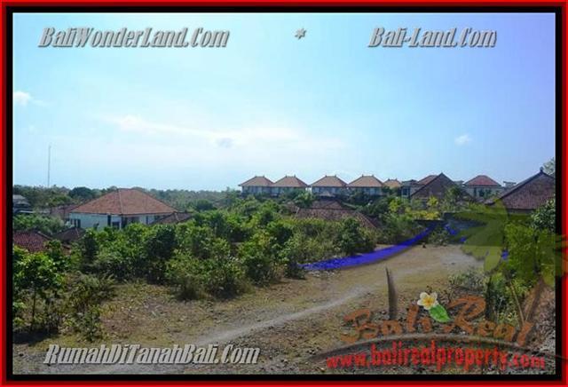 Magnificent Jimbaran Ungasan BALI 1,000 m2 LAND FOR SALE TJJI074