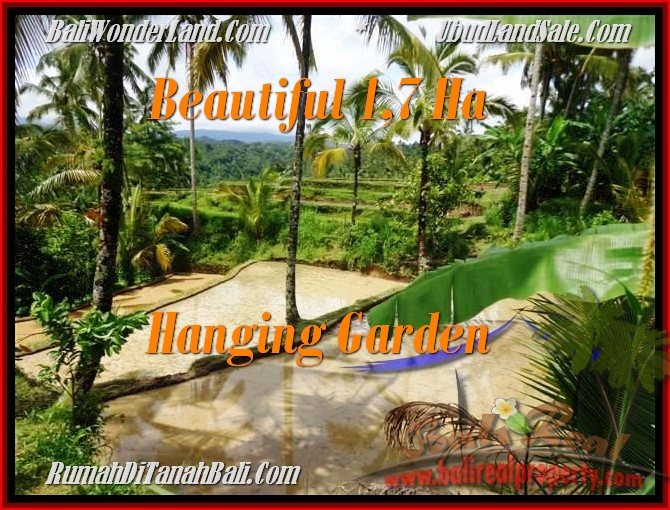 Affordable 17,000 m2 LAND IN UBUD FOR SALE TJUB470