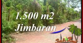Exotic PROPERTY LAND FOR SALE IN JIMBARAN ULUWATU BALI TJJI128