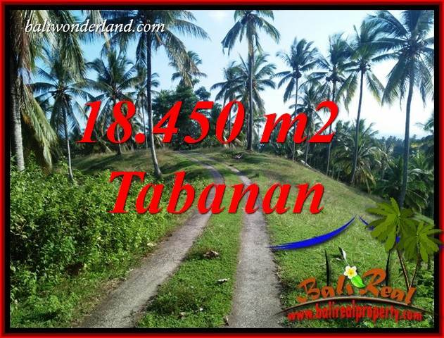 FOR sale Magnificent Property Land in Tabanan Bali TJTB410