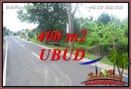 FOR sale Beautiful Land in Ubud Bali TJUB725