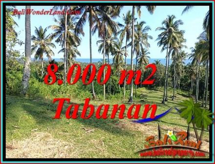 Affordable LAND SALE IN TABANAN BALI TJTB488