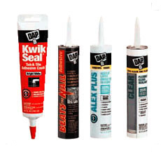 Select the right caulking for the job