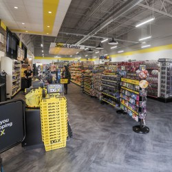 DGX Convenience Store Interior For What is a dollar general DGX store blog