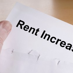 Rent Increase on Letterhead for 2019 Multifamily Rent Report Blog
