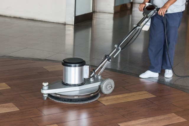 Green Cleaning Tips For Commercial Properties Include Using Eco-Friendly Floor Polishing Techniques