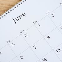 apartment resident events in June
