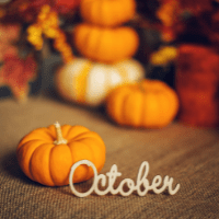 apartment resident events for October