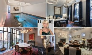 From: Aceil Haddad [mailto:aceil@lawriecornish.com] Sent: 17 June 2016 06:06 To: Myra Butterworth Subject: TAYLOR SWIFT: PREVIOUSLY UNSEEN PHOTOS OF HER NEW WEST VILLAGE PAD IN NEW YORK Good morning, See dropbox for previously unseen images of Taylor Swift's new Townhouse in West Village, New York https://www.dropbox.com/sh/wlx9jyngpanrp53/AAB-G39_OT8LXkdgzPdNREPZa?dl=0 Ten-time GRAMMY winner Taylor Swift, 26, has moved into a stunning five bedroom townhouse in West Village, where its reported she plans to stay for the next 12 months whilst her Tribeca Penthouse undergoes a lavish interior design transformation. Formerly on with Leslie J Garfield, New York's premium Brownstone Real Estate Agent, the magnificent townhouse commands a rent of $40,000 per month – costing a cool $480,000 (almost half a million dollars) for a twelve month period. Leslie J. Garfield had described it as one of the finest rental properties available in West Village. Taylor Swift's new townhouse boasts five bedrooms and is spread across four floors along with a basement, a two-story patio, indoor swimming pool and access to a private garage. Features include a formal dining room with floor to ceiling windows, a lavish master bedroom suite with private roofterrace and a double height reception room with feature chandelier. It awaits to be seen whether she invites her alleged new beau Tom Hiddleston, 35, best known for his role as Marvel villain Loki, to the house-warming party. PLEASE DO NOT CREDIT THE IMAGES TO LAWRIE CORNISH, THEY HAVE BEEN SUPPLIED BY LESLIE J GARFIELD. Kind regards Aceil Haddad Account Manager (PR) Mob: 07595 821707 Tel: 020 7935 4084 72-75 Marylebone High Street, London W1U 5JW www.lawriecornish.com Member of IMPORTANT: This email (including all attachments) is from Lawrie Cornish, is confidential and may be privileged and is intended solely for the use of the individual or entity to whom it is addressed. It may be read, copied and used only by the intended recipients, an