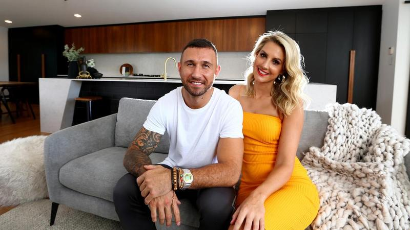 AUSTRALIA: Rugby star Quade Cooper and model Laura Dundovic list Brisbane love nest