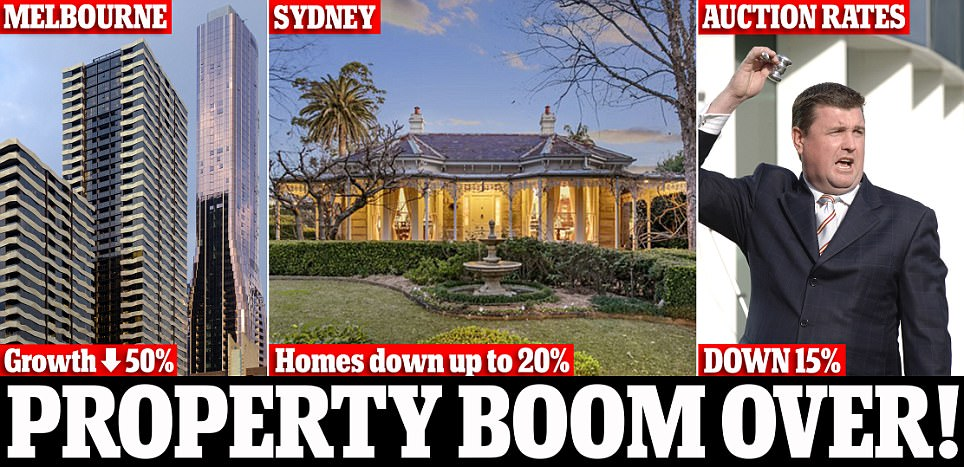 Property BOOM Over!