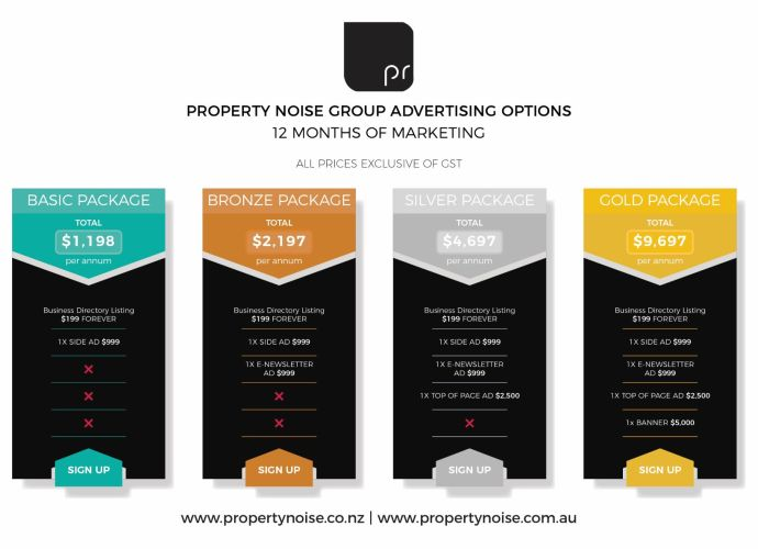 Property Noise Advertising