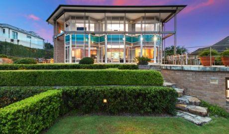 Bellevue Hill mansion