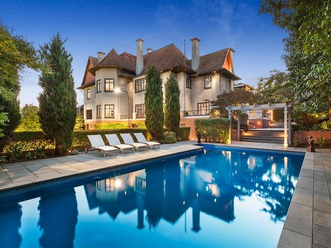 Toorak's 1908 trophy home Glyn sold