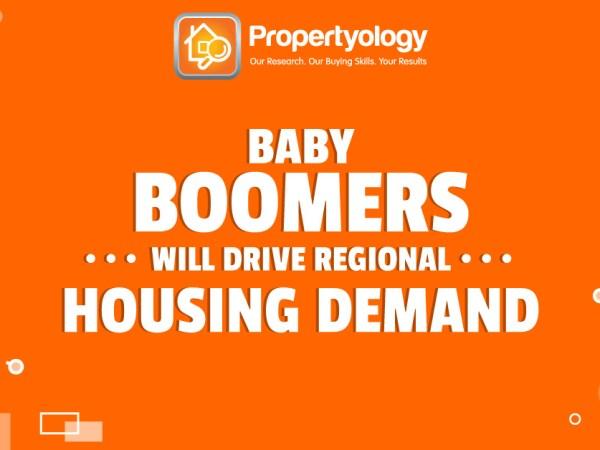 Baby-Boomers Will Drive Regional Housing Demand