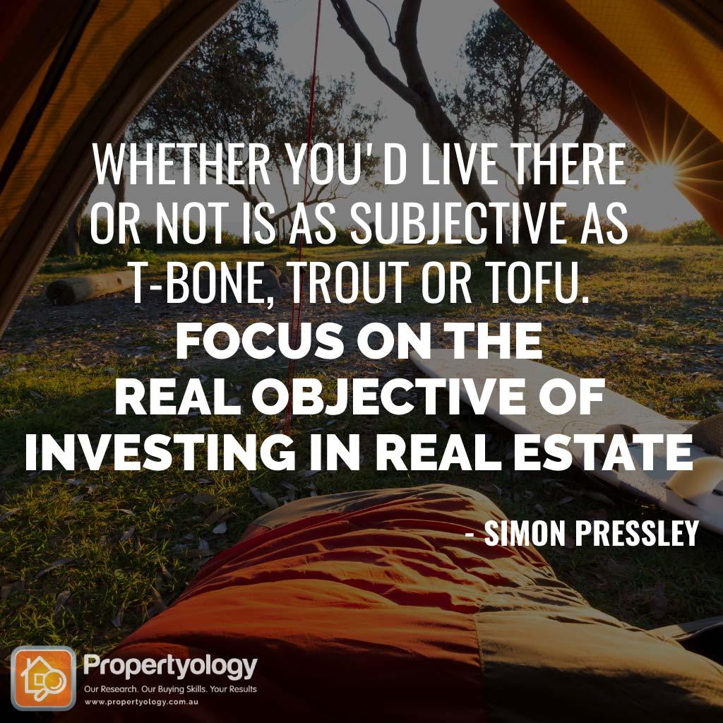 Rentvesting - Propertyology
