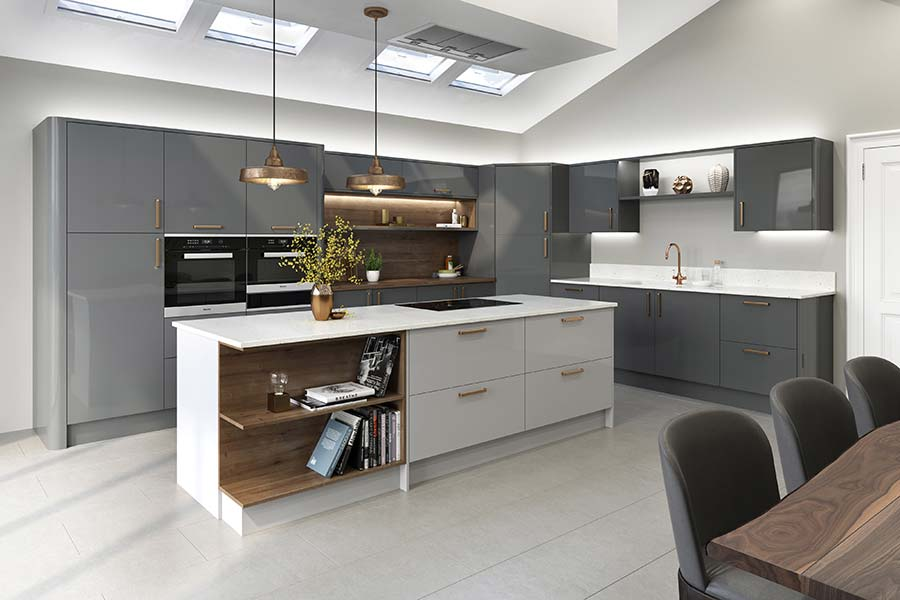 Ten Tips For Creating An Open Plan Kitchen Diner Property Price Advice