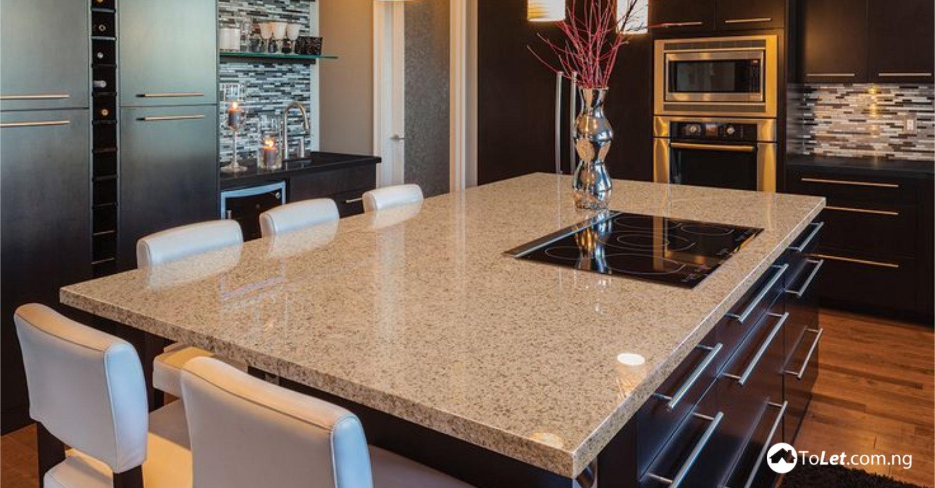 Types Kitchen Countertop Surfaces