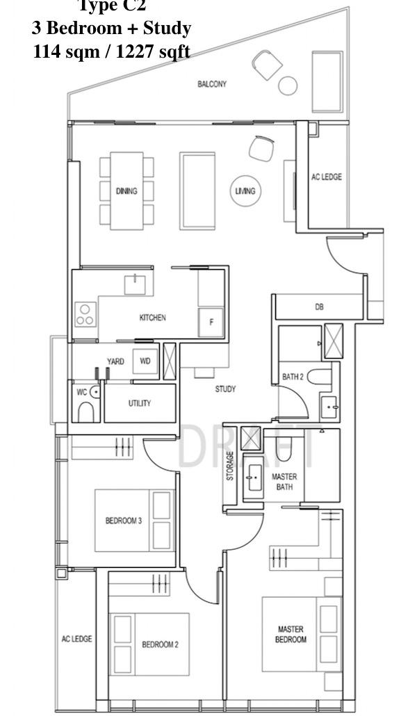 Artra Floor Plan