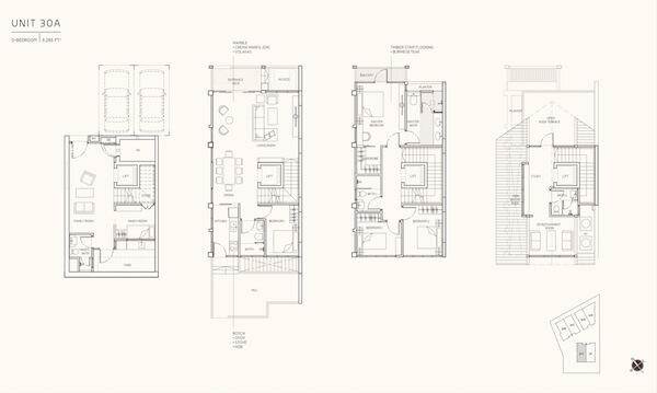 Alias Villas Floor Plan Showflat Hotline 61001778