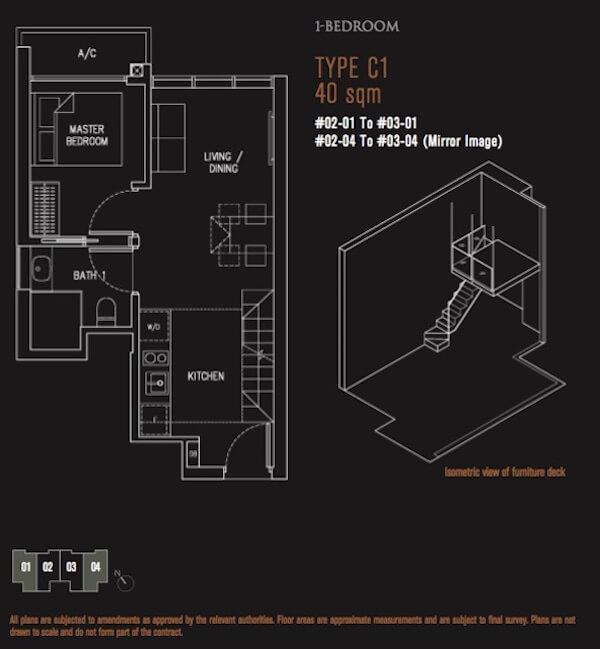 120 Grange Floor Plan