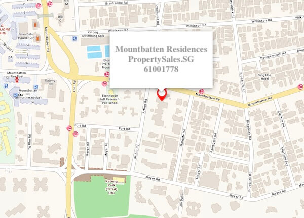 Mountbatten Residences Location