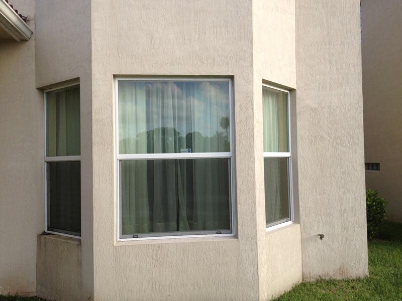 Impact windows installations
