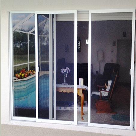 impact resistant sliding glass doors