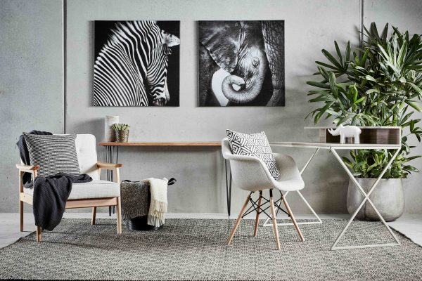 Jim's Interior Design Melbourne Home Staging Global Luxe Office