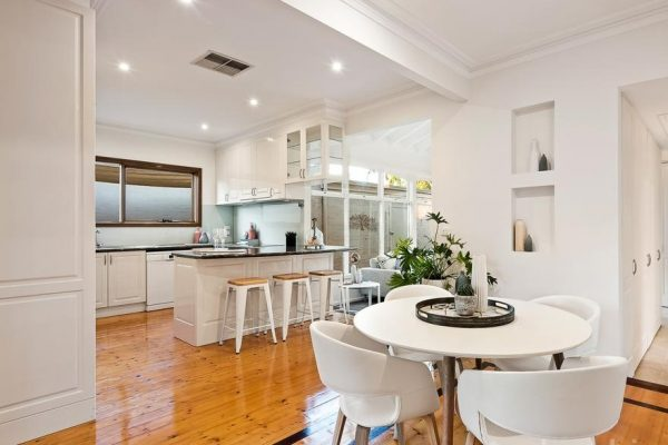 Home Staging Bentleigh East Kitchen Dining