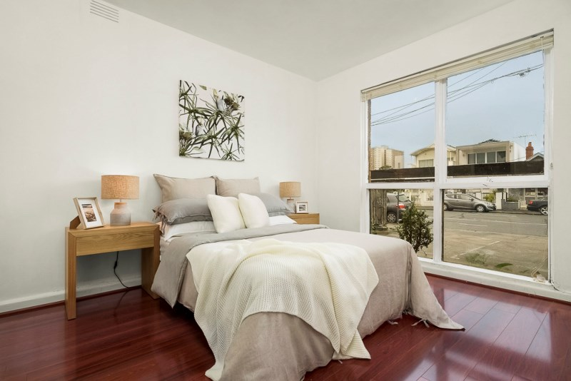 Property Styling Richmond - Master Bedroom Apartment