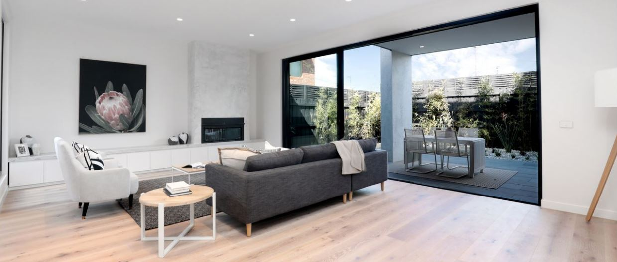 Property Styling Brighton - Living and Outdoor