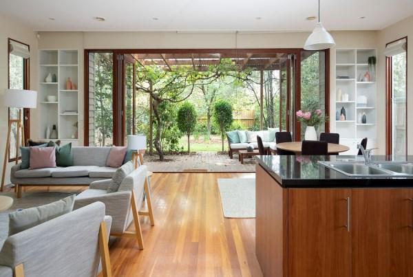Property Styling Melbourne Coburg Main Living Room