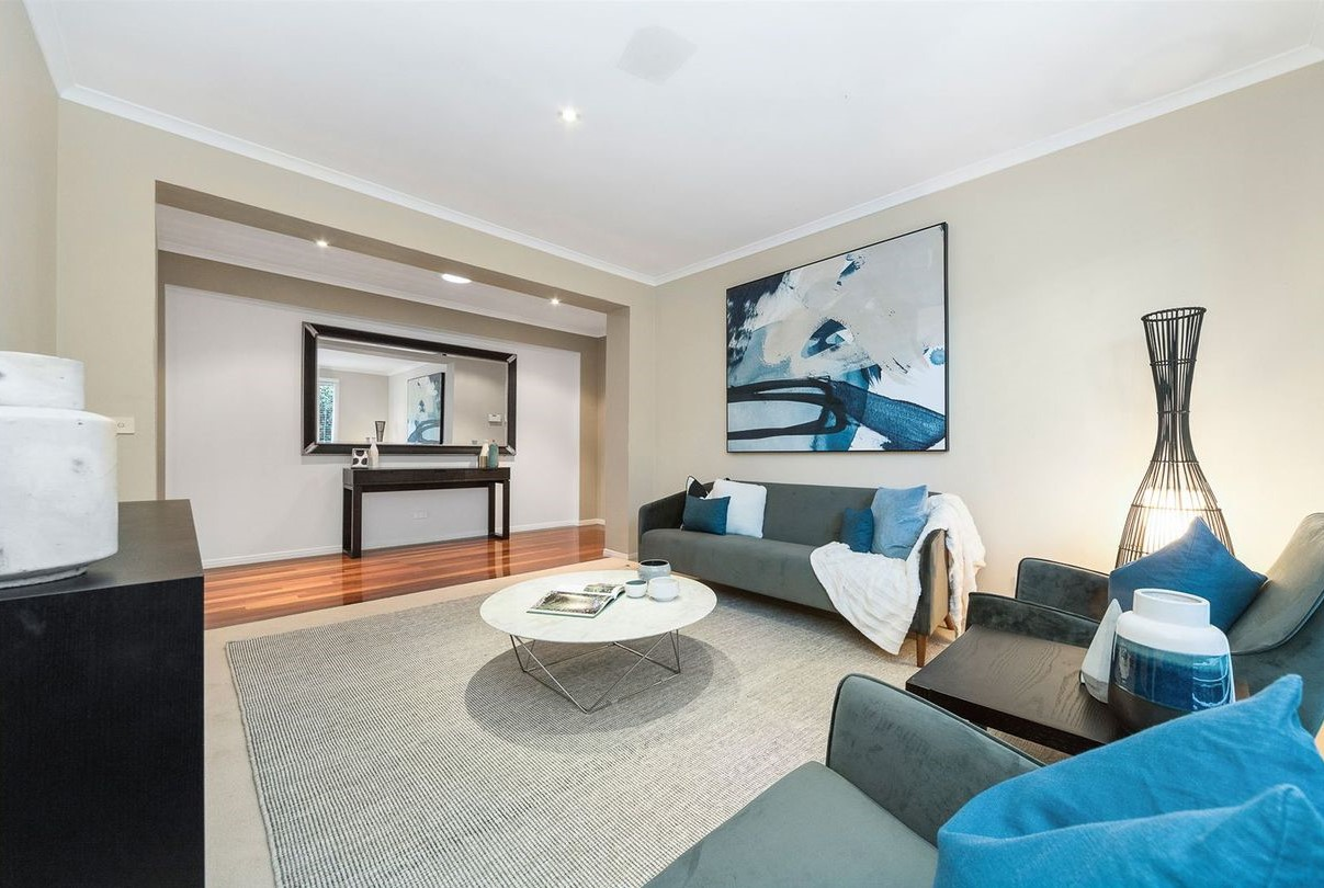 Property Styling Mornington Formal Living PSM