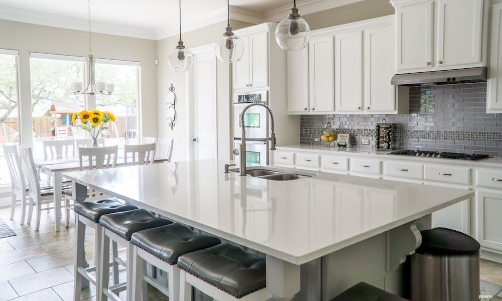 7 Modern Small Kitchen Design Trends: 2020 Edition ... on Kitchen Modern Design 2020  id=88113