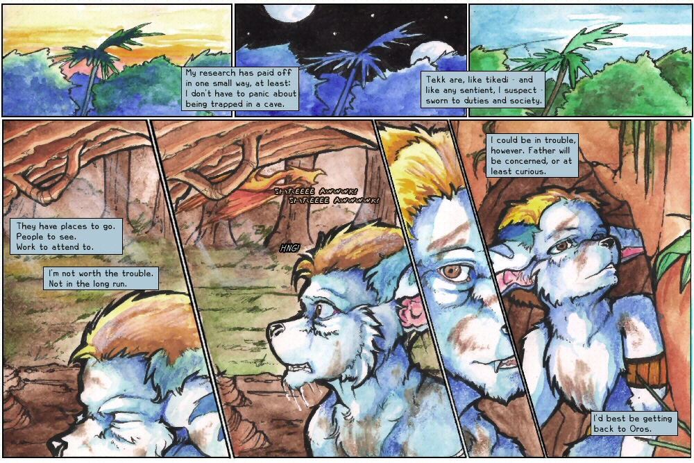 Chapter One: Page 5