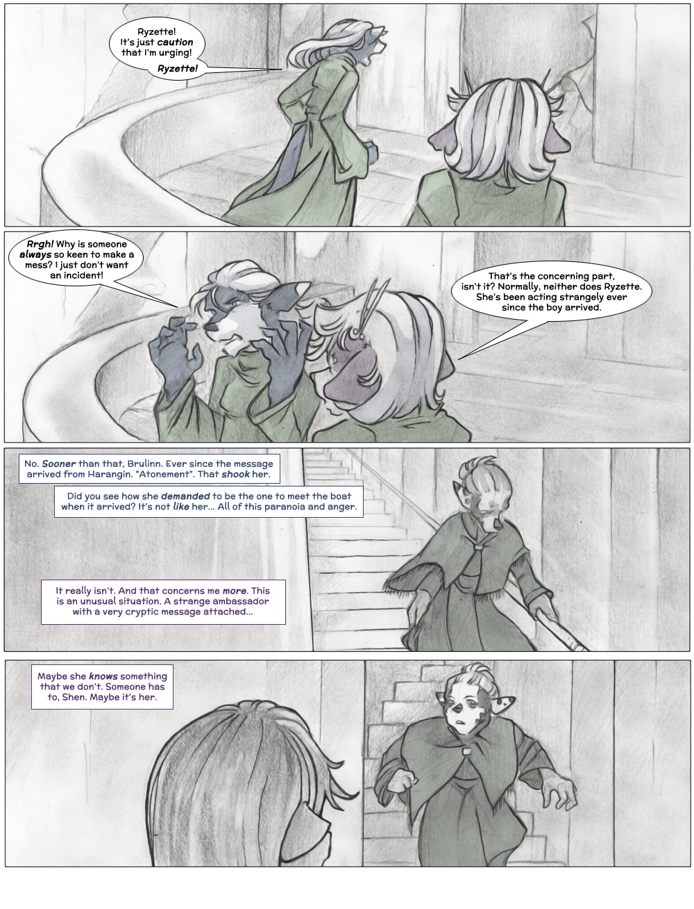 Chapter Three: Jamet's Story: Page 15