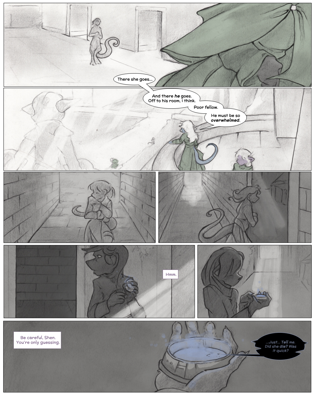 Chapter Three: Jamet's Story: Page 17
