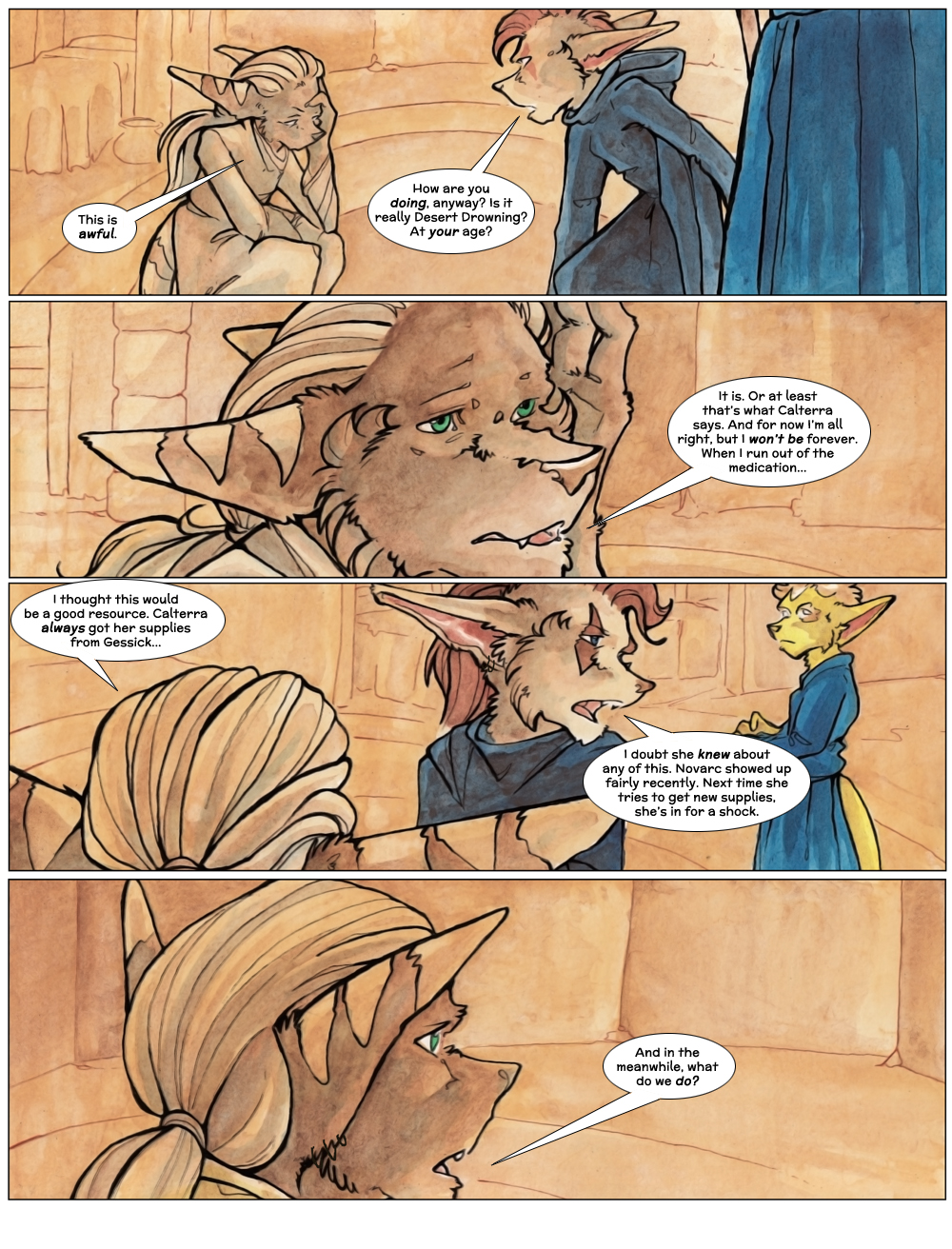Chapter Three: Jahrd's Story: Page 34