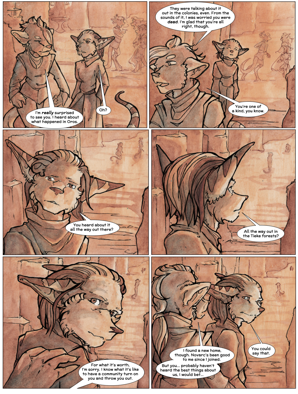 Chapter Three: Jahrd's Story: Page 41