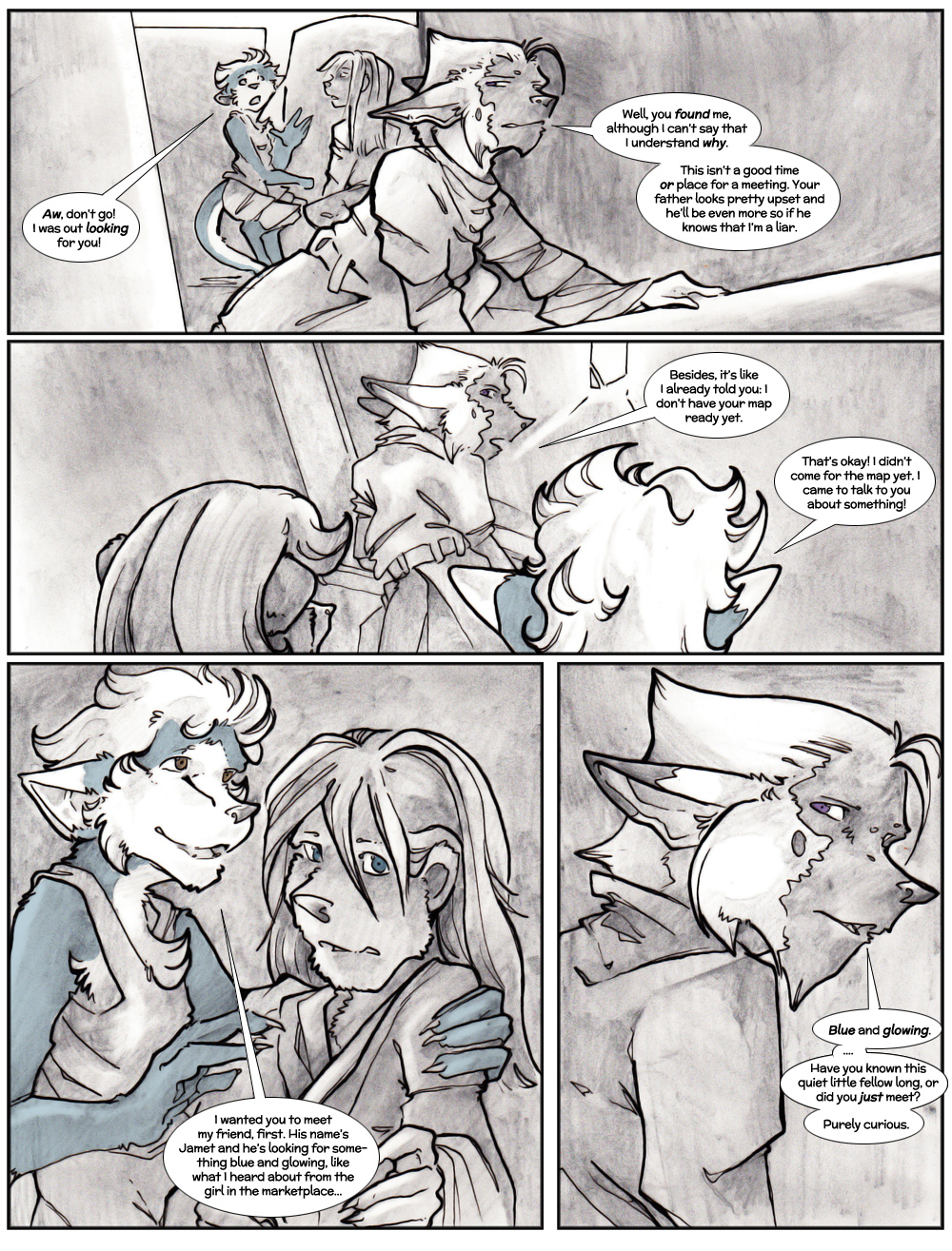 Chapter Three: Jamet's Story: Page 58