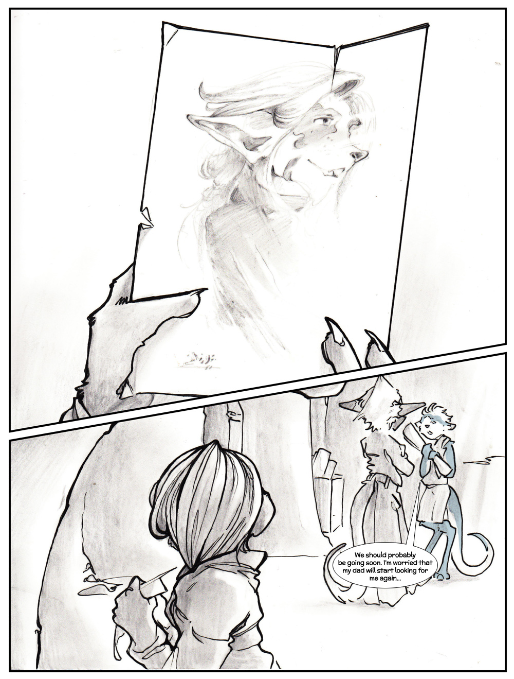 Chapter Three: Jamet's Story: Page 66